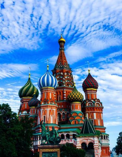 レトロメルヘンを探す 夏のモスクワひとり旅(2日目)