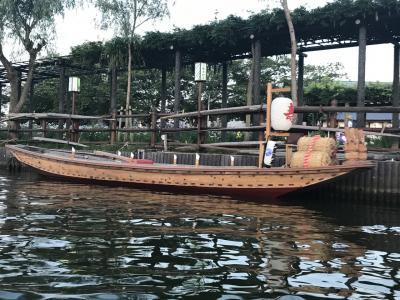 千葉・茨城の旅①成田山詣で~潮来嫁入り舟