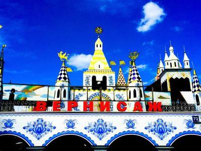 レトロメルヘンを探す 夏のモスクワひとり旅(5日目)