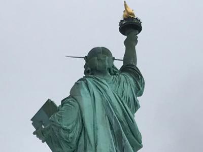 ANA特典航空券でニューヨーク1人旅