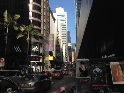 香港いいとこ、ぐっと凝縮かけあしの旅
