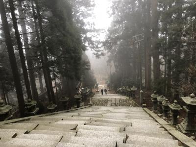愛宕山へ登山でお参り愛宕神社と月輪寺