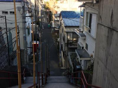 四ツ谷の須賀神社をぶらぶら/ここはアニメ映画「君の名は。」の聖地の一つ