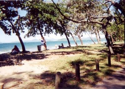 2000.GW オーストラリア旅行記7 ~パームコーブ~