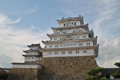 Petit Day Trip -- 蘇った真っ白な白鷺城を観たい!(2/2)~純白の大天守がそびえる「姫路城」~ --