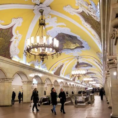 【4】ボリショイサーカスは本当にすごかった☆ロシア:モスクワ7日間