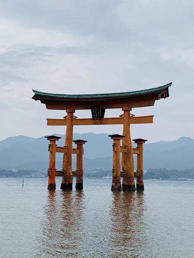 冬の広島&宮島でB級グルメ食べ歩き 1泊2日旅