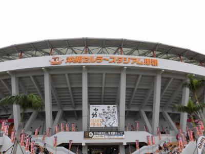 2019年2月 プロ野球沖縄キャンプ 今回は3球団見学出来ました! 3日目