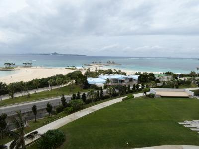 沖縄旅行2日目 瀬底島と備瀬のフクギ並木とオリオンモトブリゾートスパでティータイム