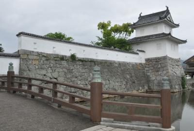 播州赤穂城周辺を散策