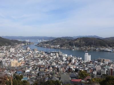 2019年3月 JALどこかにマイルで広島の尾道へ