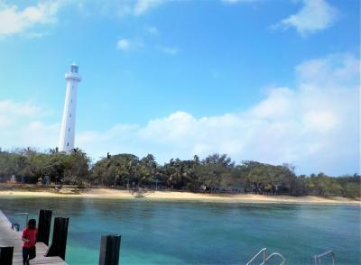 世界自然遺産の海に浮かぶ「 アメデ島 」であそぼう! アメデ島 シュノーケリング !!