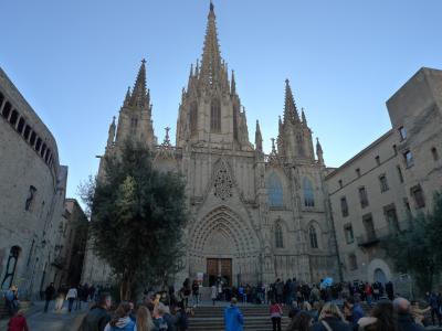 2度目のローマ&初めてのバルセロナ 9日目・10日目<最終日>