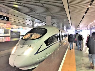 【1】香港4泊の旅(新幹線入国とPCネット整備編)