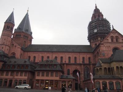 司教座の置かれた宗教都市、マインツ