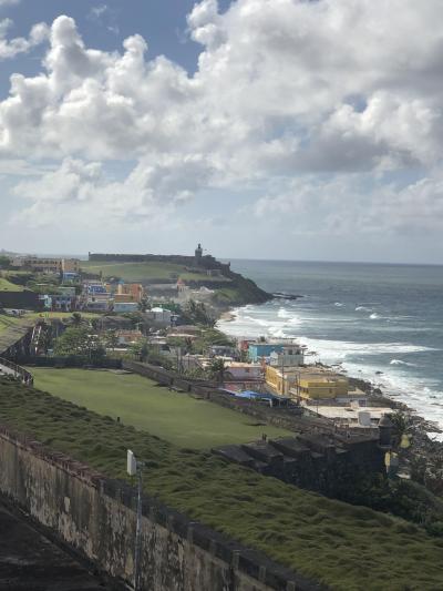 NYC経由でシント・マールテン島とプエルトリコへ (2)プエルトリコ