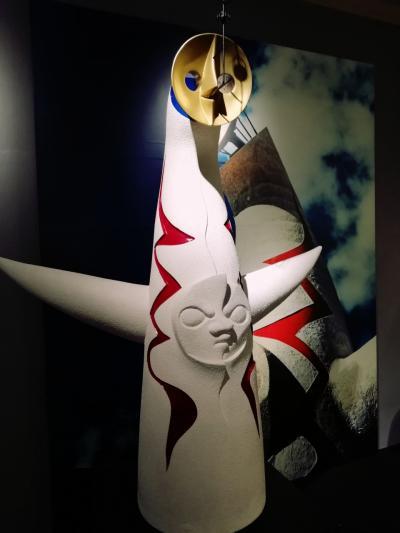 【岡本太郎記念館】企画展『太陽の芸術 ー岡本太郎のパブリックアートー』