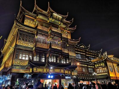 2泊4日で杭州・上海旅行 Day2上海