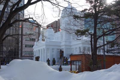 2019札幌雪まつり開催直前