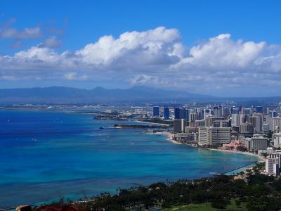 初めてのハワイ - 海・山・食を満喫 -