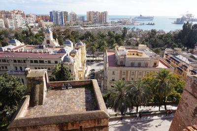 マデイラ島とカナリア諸島クルーズ(5)----スペインのミハスとマラガ