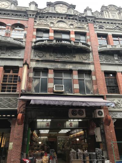 台湾ひとり旅(6)迪化街の人形劇