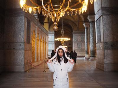 トルコ、可能性無限大ぱわふる女子一人旅 #1 イスタンブール