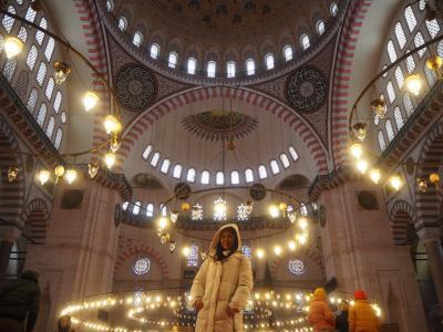 トルコ、可能性無限大ぱわふる女子一人旅  #2 イスタンブール