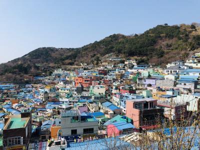 ハプニングありまくりな釜山女一人旅