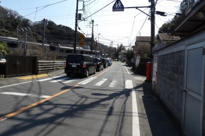 第三鎌倉道踏切