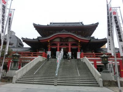 名古屋○中区の神社巡り
