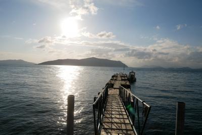 あのユース瀬戸内へ、いつか、いつか真鍋島へ、今は無き伝説ユース三虎を訪ねて笠岡諸島へ島旅