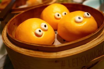 香港★滞在は13時間!弾丸で戻ってきた香港 上海人の友人と飲茶 ~飲茶YUMCHA~