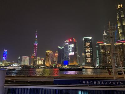 上海週末一人旅 -シェラトン上海浦東ホテル-