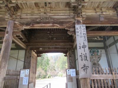 京都市の北部の名所、高雄。