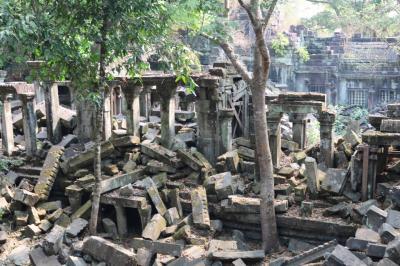 楽しかった夫の退職記念家族旅行カンボジア&ハノイ、帰国当日に茫然自失(4)