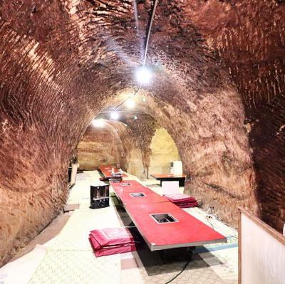 「磨洞温泉 涼風荘」昔の洞窟でお食事ができる宿♪ 三重県の旅2泊3日 ①