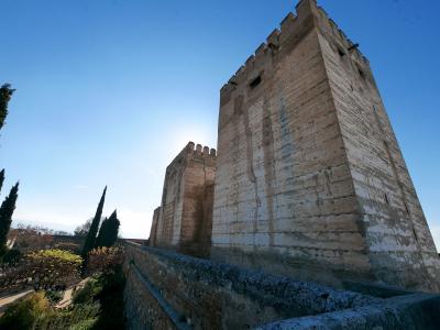 スペインラマンチャ・コスタデルソル旅行28-アルカサバ,カルロス5世宮殿