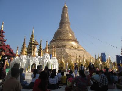 ミャンマー~食べた・見た・体感した~マンダレー・バガン・ヤンゴンめぐり(6)ヤンゴン