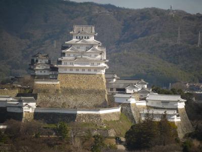 2019年新春旅行は・・姫路城の回りをぶーらぶら!