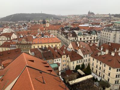 3日目|プラハ2泊3日旅行記|2019年3月学生一人旅