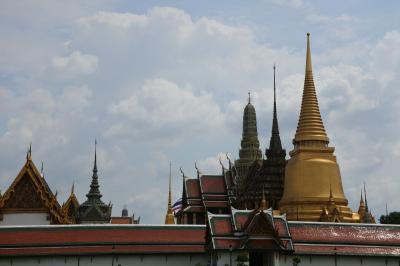 無理せず海外 バンコク【その1】VIPなバンコク市内観光
