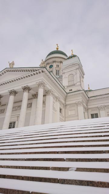 3月はまだ寒い2年半ぶりのヘルシンキ一人旅 【5日目】