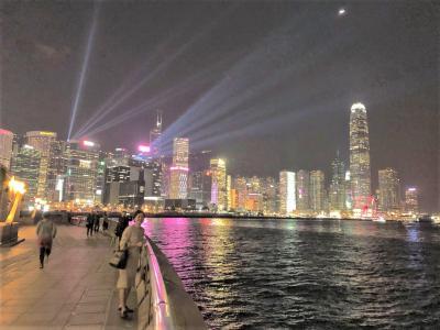 【3】香港4泊の旅(おいしい食事・シンフォニーオブライツ・友人とMaさんの一方的な会話)