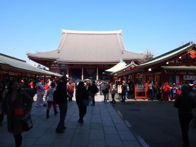 東京ぶらぶら散歩 ②。