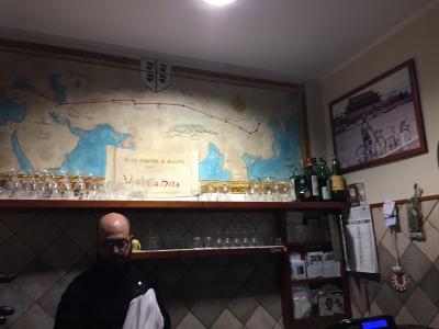 イタリア レストラン巡り