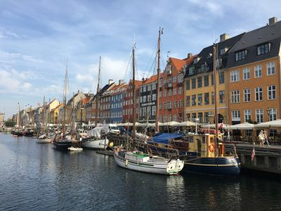 真夏の北欧快適ひとり旅!2017夏 スウェーデン&デンマーク④