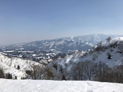 2月は舞子リゾートで日帰り、3月は戸狩温泉とガーラで春スキー=2019年