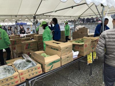 川西多田の軽トラック市 +とある休日の出来事(関西編Ver.7)