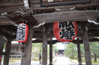 日本三景の一つ、天橋立